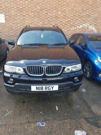 BMW X5 2004 (december) for sale 3.0 Diesel sport