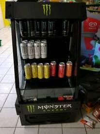 New monster fridge