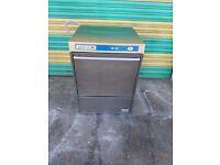 Hobart FX300 commercial undercounter dishwasher glasswasher single phase
