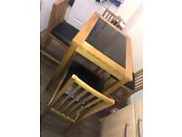 QUALITY MARBLE WOODEN TABLE FOR SALE!!!