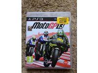 Gran Turismo 6, Grid Autosport & Moro GP 13 PS3 games