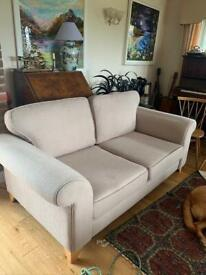Angelic DFS 3 Seater Sofa and Armchair