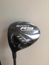 Taylormade R9 Super Tri Driver (Left Handed)