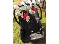 Car seat from new born