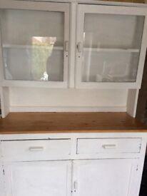 1940s solid wood Dresser / Cabinet