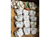 resusable nappy bundle A