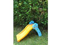 Garden slides for kids
