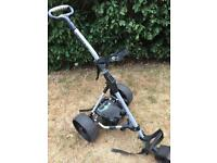 Hill Billy Terrain Electric Power Golf Cart Trolly (Powacaddy)
