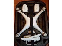 DJI Phantom 4 Pro Rental & Video recording Hire (3 batteries, antenna booster and bag-pack)