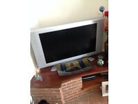 Vestel large flat screen tv,excellent picture.with remote.