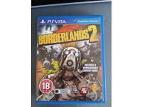 Borderlands 2 for PS VITA used
