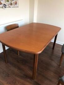 G-Plan Extendable Table