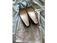 Jimmy Choo kitten heels size 7