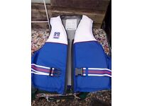 Crewsaver buoyancy aid life jacket 50n junior to medium