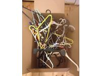 Free box of coat hangers - NO LONGER AVAILABLE