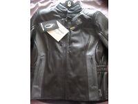 Richa anja female leather jacket