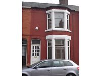AIGBURTH - 3 bed house in Chermside Rd available from 18th October, close to Sefton Park