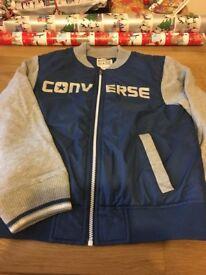 Boys Converse Jacket aged 10-12
