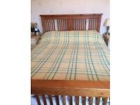 Gorgeous Welsh Wool Blanket