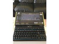 Gaming mechanical keyboard - CORSAIR K63 - wireless - perfect condition