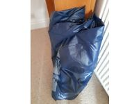 Free - Double air bed
