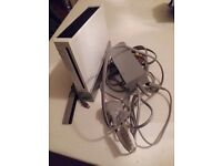 Nintendo Wii console - no controllers.