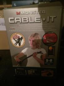 Cable tidy electrical, tv, DVD satellite