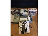 Digital camera & photo printer