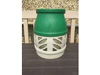 BBQ gas canister