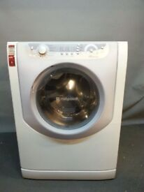 Hotpoint Washing Machine AQXXL129PI/PCC64306,3 months warranty, delivery available in Devon/Cornwall