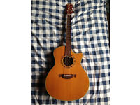 Crafter GAE-15-P Acoustic Guitar(Electro-acoustic) - Preloved
