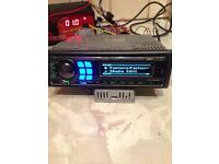 Alpine cda 9887r cd head unit like new. Mint condition