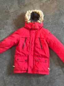 Premium Next boys coat. Aged 8.