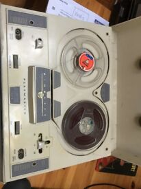Fidelity Playmaster Radio Reel to Reel Tape machine