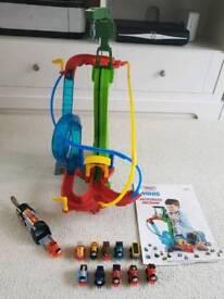 Thomas playset & launcher