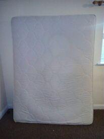 king size mattress £30