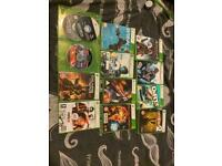 Xbox 360 game bundle