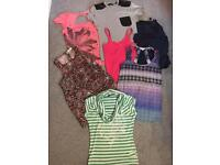 Ladies clothes size 8-10