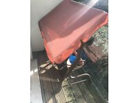 Needs TLC Kids swing seat
