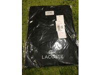 mens xxxl lacoste t shirt brand new