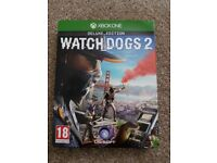 Watchdogs 2 - Deluxe Edition - Xbox One Game
