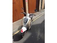 2007 SYM MIO 50cc SCOOTER RIDE AWAY ONLY £550