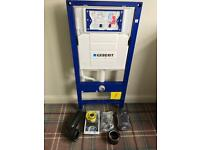 GEBERIT SIGMA UP320 TOILET FRAME & ACCESSORIES £120