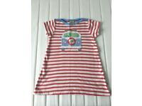 Frugi Girls Clothes Bundle (12 pieces), Age 3-4, excellent quality, 100% organic cotton