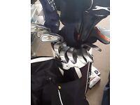 Ladies golf clubs/drivers