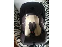 Mother care car seat £10