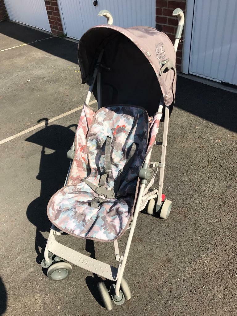 Dinosaur pushchairin Birtley, County DurhamGumtree - From mothercare, good used condition, bit sun faded, comes with rain cover, collection birtley