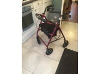 Mobility walker in great condition