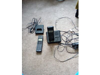 BT Freelance Twin home phone set with answering machine