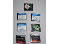 7 X Mixed makes 2GB CF Cards